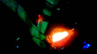 luz de cruce con luz de posición