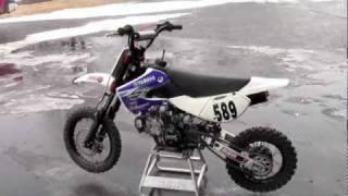 New Kawasaki Klx 110 Pitbike