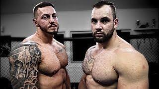 FITNESS vs MMA / Krasinský, Grznár, Enžl, Bender