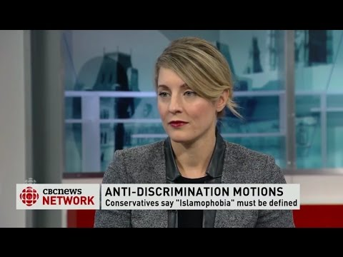 Liberal Minister Gets Confused While Debating M-103