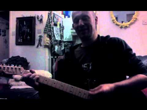 patrick fitzgerald safety pin stuck in my heart song tutorial for guitar + the bingo crowd