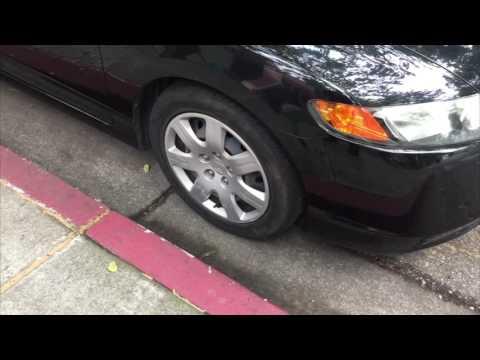 Curb Parking PSA