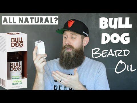 Bulldog Beard Oil - Drugstore beard oil 101 series