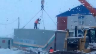 Стропальщики ОАО севергазстрой