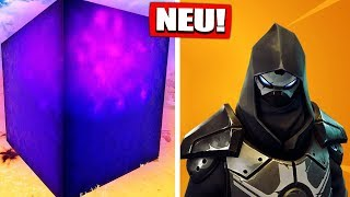🔴 MEGA PORTAL AUFGETAUCHT! | ROADTRIP SKIN - Fortnite Battle Royale