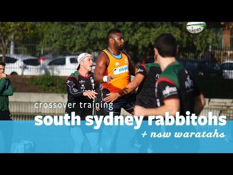 South Sydney Rabbitohs vs NSW Waratahs