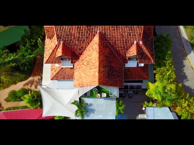 La Suite Villa -  Hôtel de charme en Martinique (Drone)