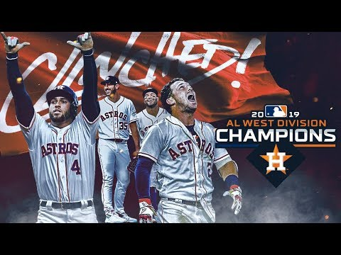 Astros 2019 >> How They Got There Astros