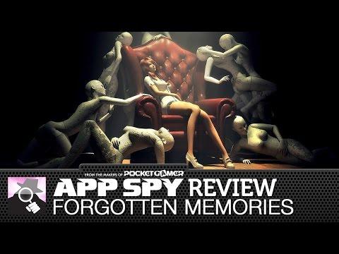Forgotten Memories | iOS iPhone / iPad Gameplay Review - AppSpy.com