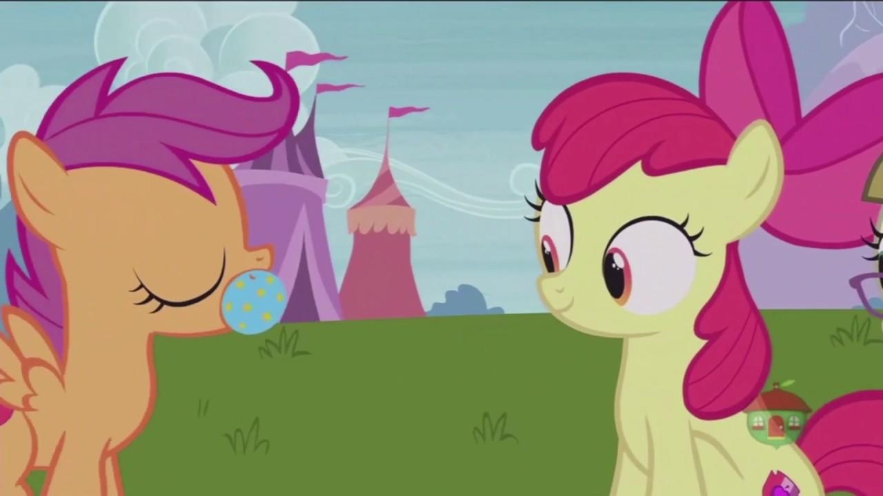 Apple Bloom Good Scootaloo Youtube Cutie mark crusader private investigators yay. apple bloom good scootaloo