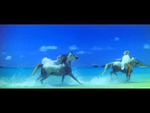 Alpine 'Horses' cigarette cinema commercial...