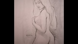 How to Draw a Female Nude