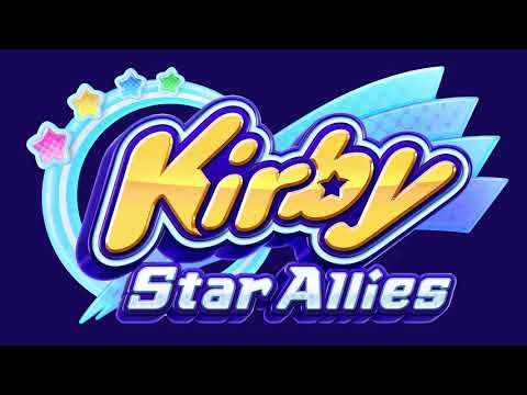 Honey Hills (Forest Area) - Kirby Star Allies Music