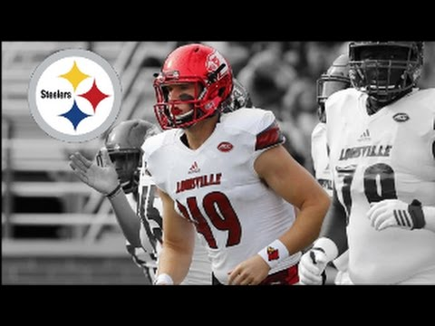 Colin Holba LS Highlights || Welcome to Pittsburgh