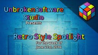 Retro Style Spotlight 6-21-16   Atari ST, Smart Boy, Ecco 2 DC, Valve Hack, I Am Setsuna, Persona 2