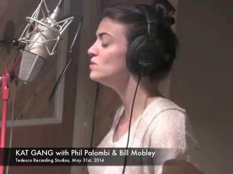 Kat Gang at Tedesco Studios