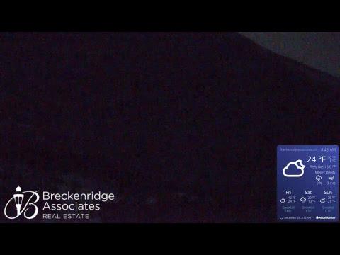Breckenridge Mountain Cam
