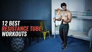 12 Best Resistance Tube Workouts - AskMen India