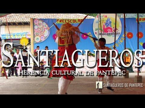 Santiagueros en mecapalapa (Son de la guerra)
