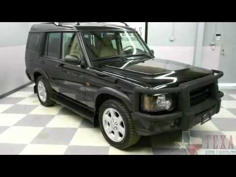 2003 Land Rover Discovery Arlington TX