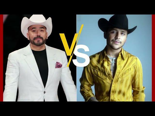Continúa la rivalidad con Lupillo Rivera y Christian Nodal  - El Aviso Magazine