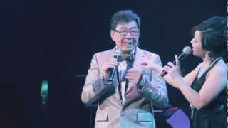 Wu Fung 胡楓: Live Concert in Vancouver 2012 - with Dr. Luwyna Li