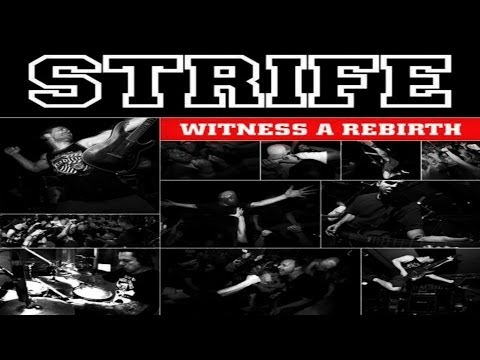 STRIFE - Witness A Rebirth [Full Album]