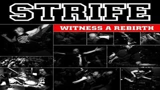 STRIFE - Witness A Rebirth [Full Album]