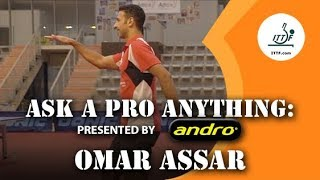 Omar Assar   Ask a Pro Anything presented by Andro