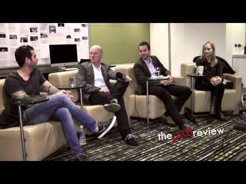 """Nerve"" (2013): Cast and Crew Interview - Sydney Film Festival"
