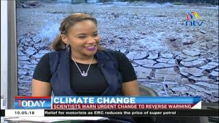 NTV Today: Climate Change