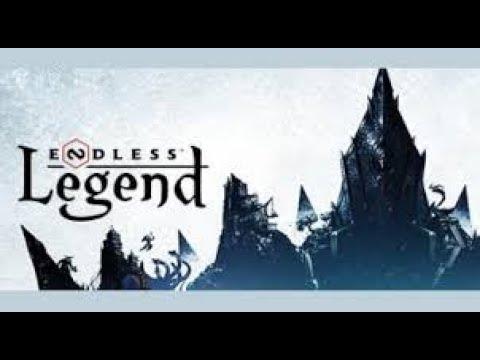 Lava River!!! (Endless Legend gameplay) |
