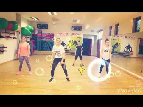 Zumba Fitness ( David Health Club – Germany )