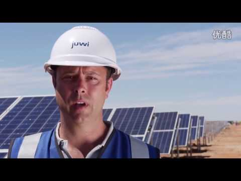 BYD Largest Solar Project in South Africa