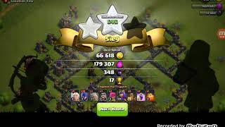 Witch Slap 3 Sterne Takitk/CoC/Clash of Clans (German/Deutsch )