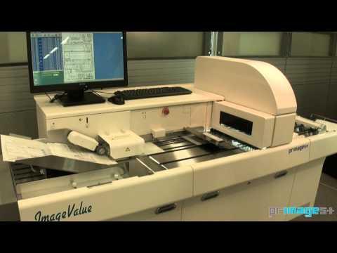 ImageValue20 : Document Imaging High Speed Scanner