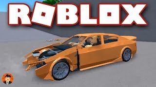 Epic Car Crushing! | Roblox | Ben and Doctor What
