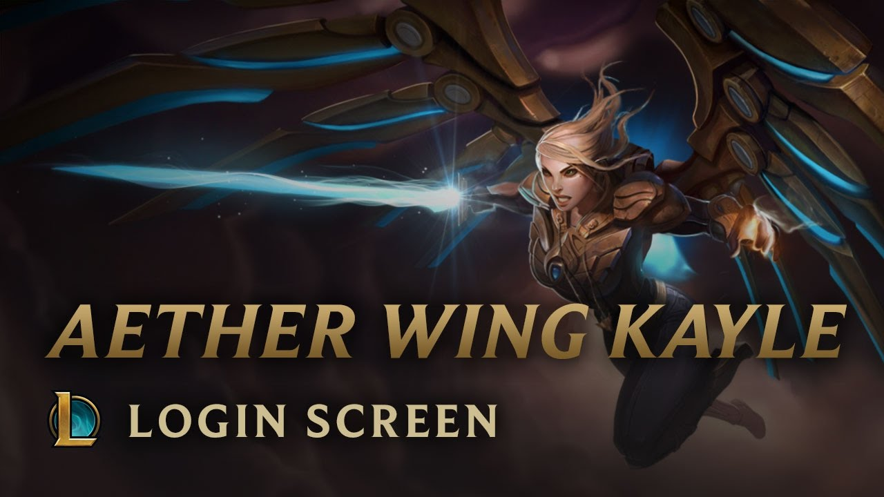 aether wing kayle live
