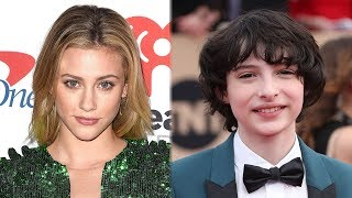 Lili Reinhart DEFENDS Finn Wolfhard For Being Called Rude By Fans