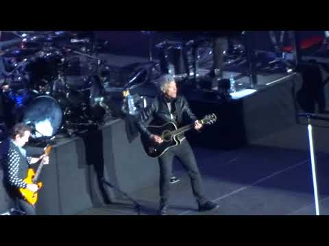 Bon Jovi - Who says you can't go home - Vélez - Buenos Aires - Argentina - 16/09/2017