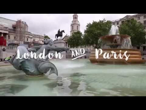 Travel Diary: London | Paris