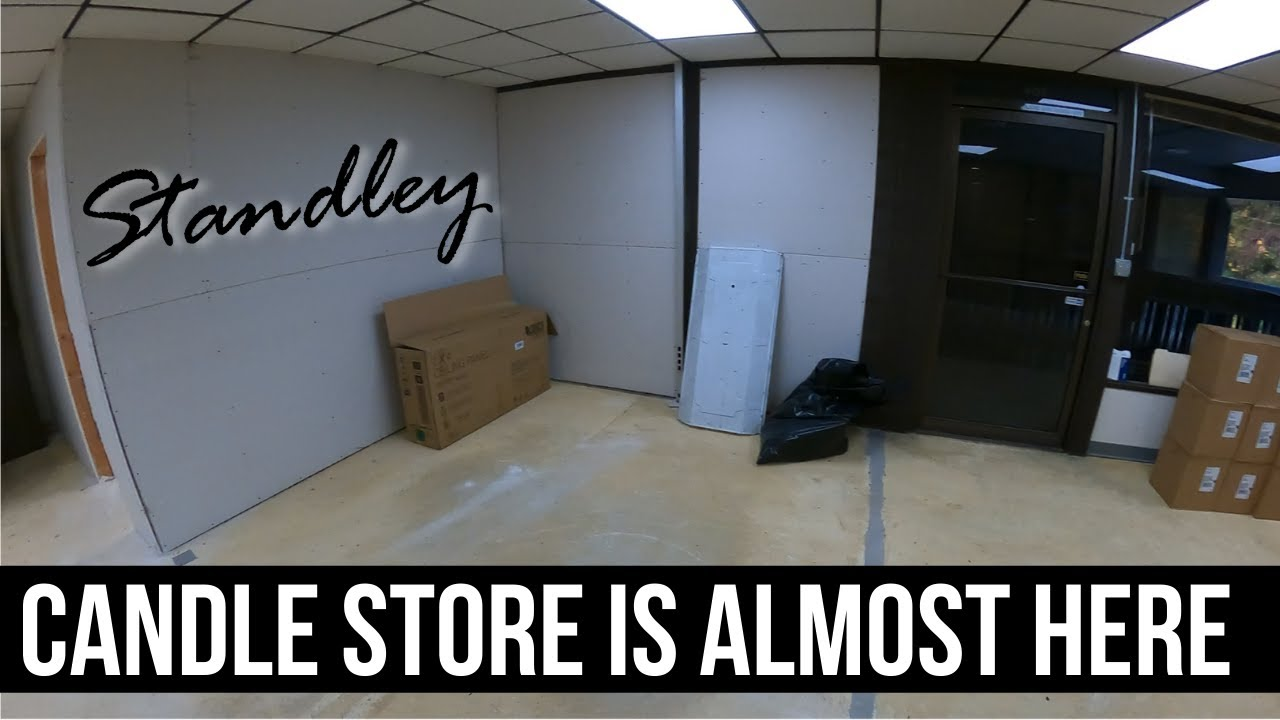 The new candle store is almost here! Help me design it.