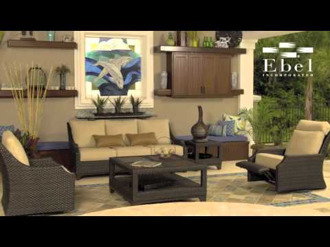 Atm sferas muebles para exteriores jard n y terraza for Comedores exteriores para terrazas
