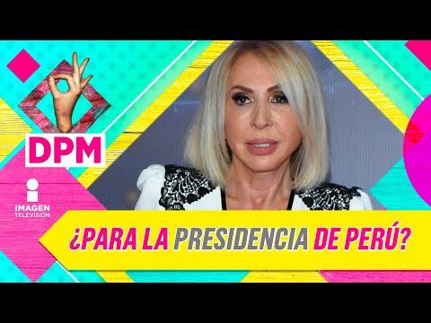 ¿PRESIDENTA DE PERÚ? ¡Laura Bozzo revela si se lanzará para la candidatura!   De Primera Mano