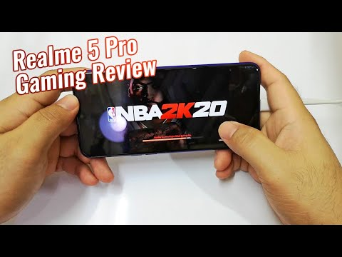 Realme 5 Pro Gaming Review (FPS Test)