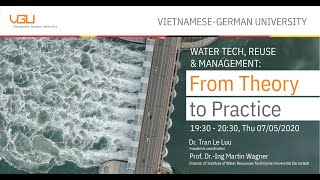 Talk-Show WATER TECH: From Theory to Practice