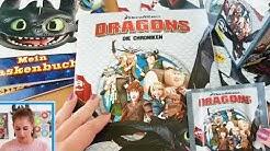 Dragons - die neue Stickerkollektion! Unboxing & Gewinnspiel!