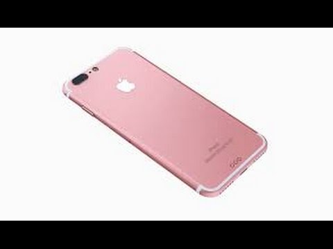 iphone 7 plus 128gb rose gold unboxing youtube. Black Bedroom Furniture Sets. Home Design Ideas