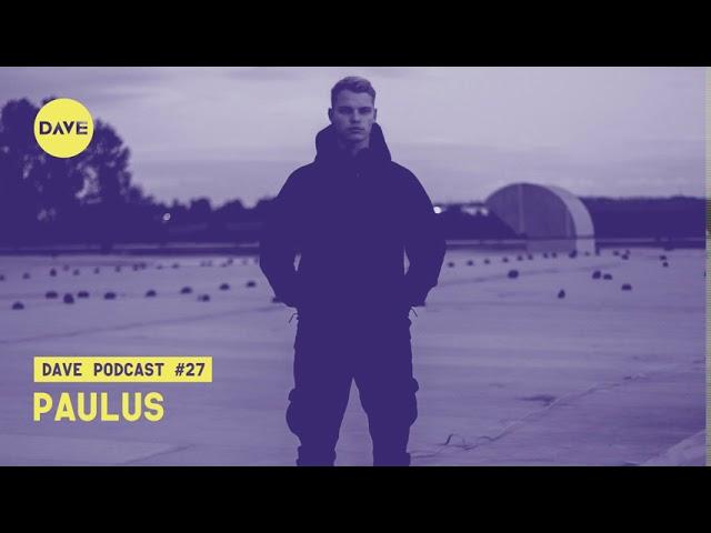 DAVE Podcast #27: Paulus