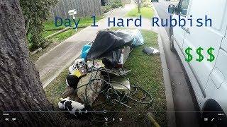 Hard Rubbish Challenge First Pick
